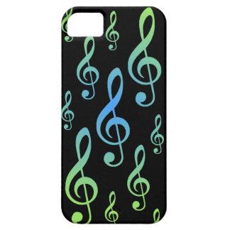 Treble Clef Music Symbol iPhone 5 Case