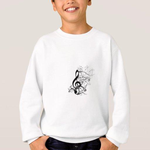 Treble Cleff T-shirts