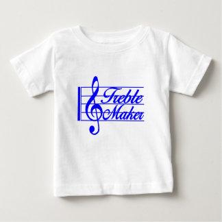Treble Maker BLUE Baby T-Shirt