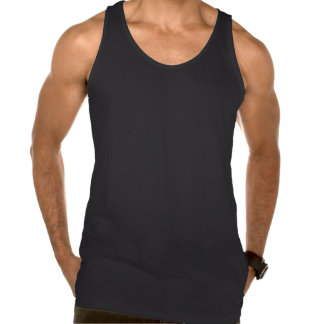 treble weights tank top