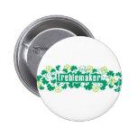 Treblemaker 6 Cm Round Badge