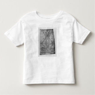 Trebuchet, machine to throw arrows toddler T-Shirt