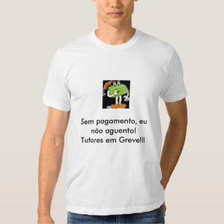 tred3, Without payment, I do not bear! Tutors in… T-shirts
