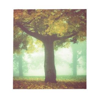 Tree #2 notepad