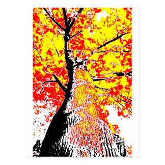 Tree 2 postcard