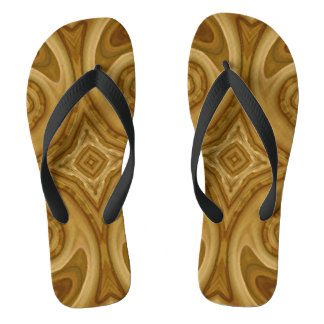 Tree Abstract Pattern Flip Flops