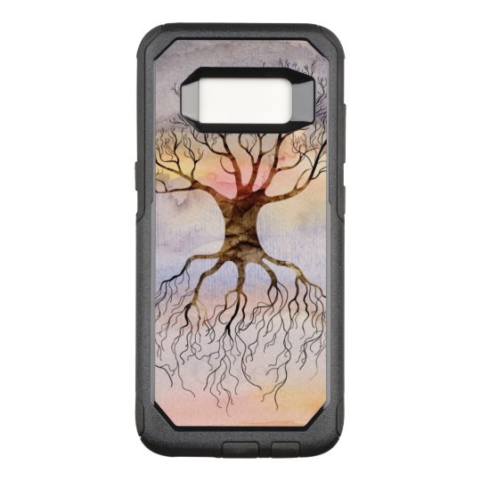 Tree Against The Sky OtterBox Commuter Samsung Galaxy S8 Case