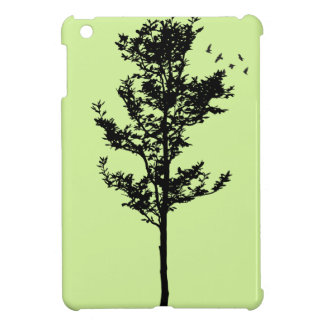 Tree and Birds iPad Mini Case