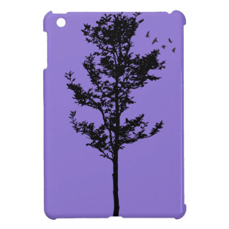 Tree and Birds iPad Mini Cases