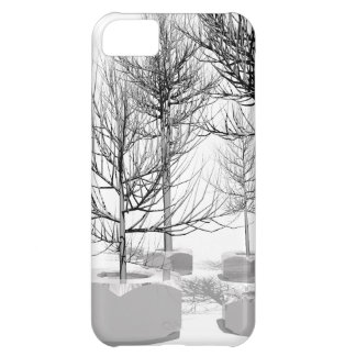 tree and nuts iPhone 5C case