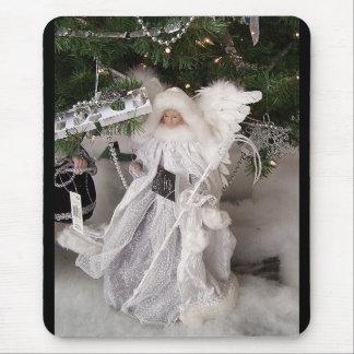 Tree Angel2 Mouse Pad