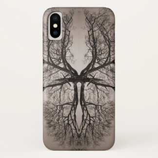 Tree Art iPhone X Case