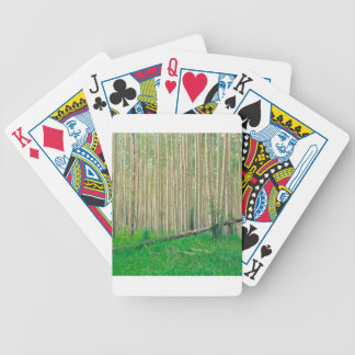 Tree Aspen Grove Colorado Bicycle Playing Cards