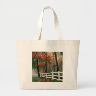 Tree Autumn Splendor Tote Bag