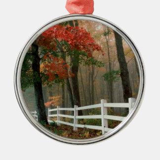 Tree Autumn Splendor Ornaments