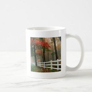 Tree Autumn Splendor Mugs