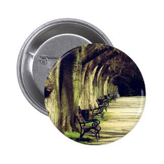 Tree Avenue 6 Cm Round Badge