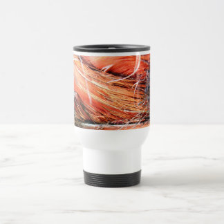 Tree Bark Collection Stainless Steel Travel Mug