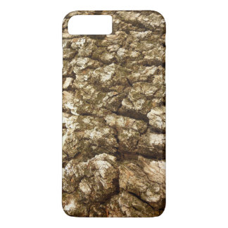 Tree Bark II Natural Abstract Textured Design iPhone 7 Plus Case