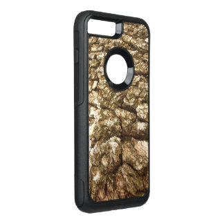 Tree Bark II Natural Abstract Textured Design OtterBox Commuter iPhone 8 Plus/7 Plus Case