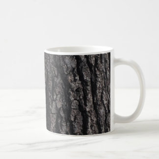 Tree Bark Man-Cave Coffee Mug