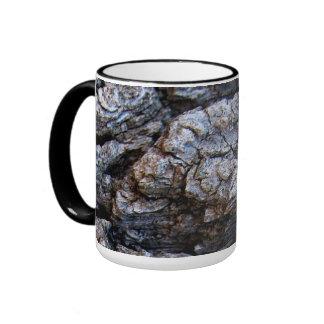 Tree Bark Ringer Mug