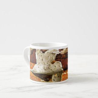 Tree Bark Espresso Mug