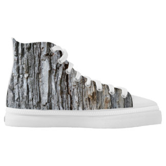tree bark texture nature pattern background plant printed shoes