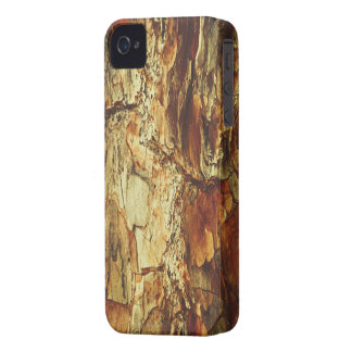 Tree Bark Wood Old Wooden Limb Photograph Art Case-Mate iPhone 4 Cases