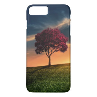 Tree beautiful nature scenery iPhone 7 plus case