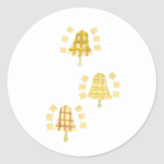 Tree Bell Stickers