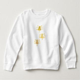 Tree Bells No Background Kid's Jumper Sweatshirt