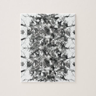 Tree Branches Puzzle