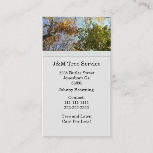 Tree logging business cards business card printing zazzle uk tree business card reheart Images