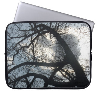 Tree Cloud Laptop Sleeve