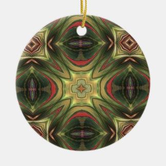 Tree Dangle : Guards Round Ceramic Decoration