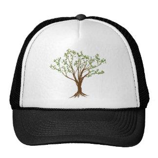 Tree Drawing Cap