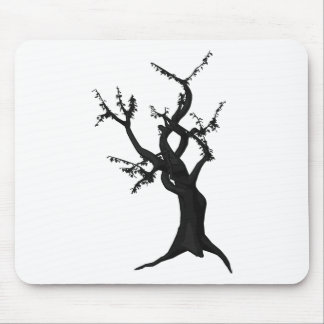 Tree Eight Mouse Pad