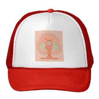 Tree Fairy Dreamland Dot Painting Mesh Hats