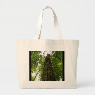 Tree Fern Jumbo Tote Bag