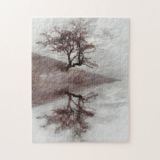 Tree fine art photography jigsaw puzzle