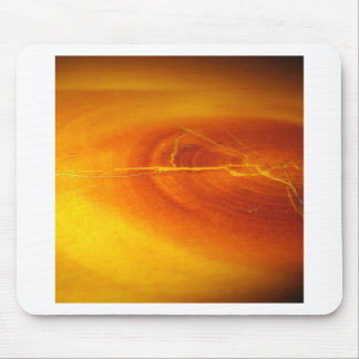 Tree Fire Rings Mouse Pads