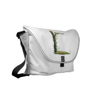 Tree floral vines left side pretty graphic.png courier bag