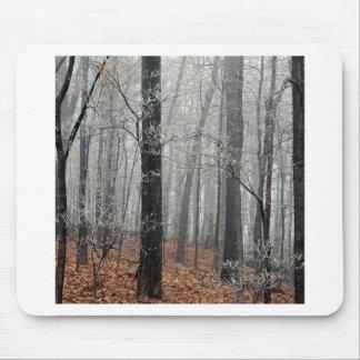 Tree Forest Frost Edwin Nashville Mousepad