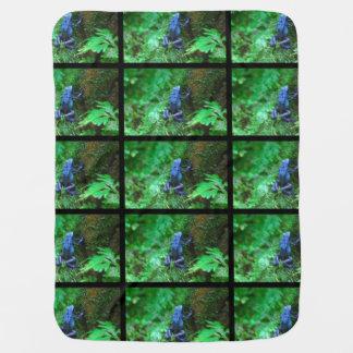 Tree Frog Receiving Blanket