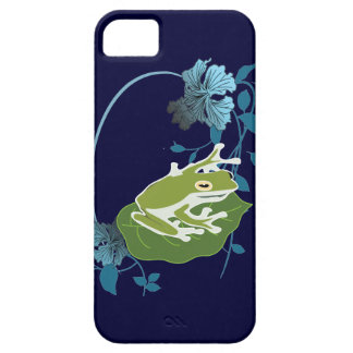 Tree frog iPhone 5 cases