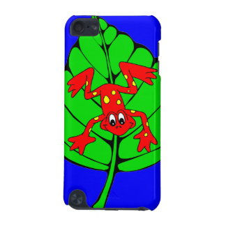 tree frog iPod touch 5G cases
