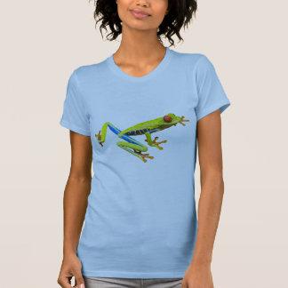 Tree Frog - Ladies T-Shirt