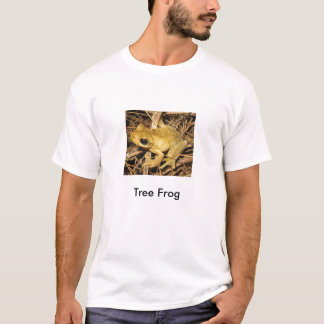 Tree Frog Men's T-Shirt