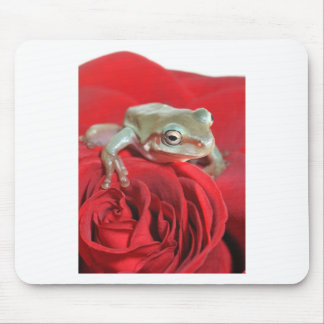 tree frog mouse mat